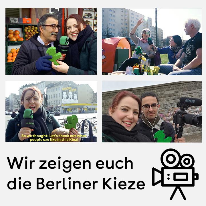 In den Kiez Videos von AMPELMANN Berlin gibt es Insider Tipps und das ganze Berlin Gefühl