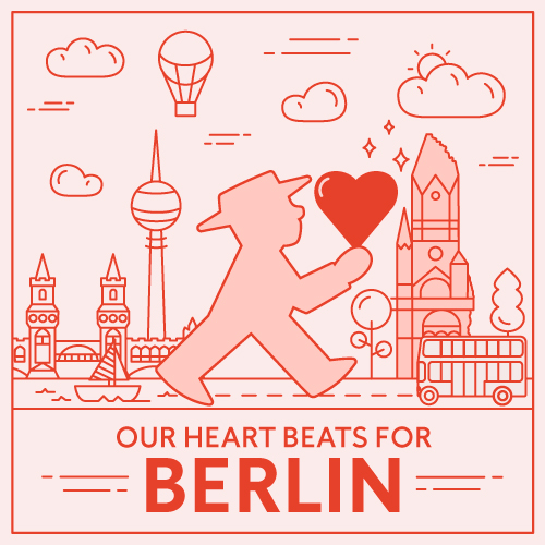 Our Heart Beats for Berlin