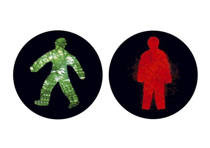 Internationale Ampelmännchen Kuba