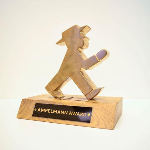Verleihung des 1. AMPELMANN Award