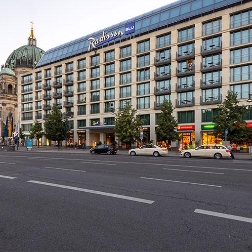 AMPELMANN Berlin Souvenir Shop am Berliner Dom