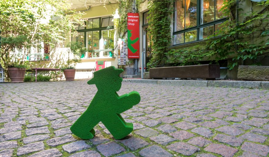 AMPELMANN Berlin Souvenir Shop Hackesche Höfe