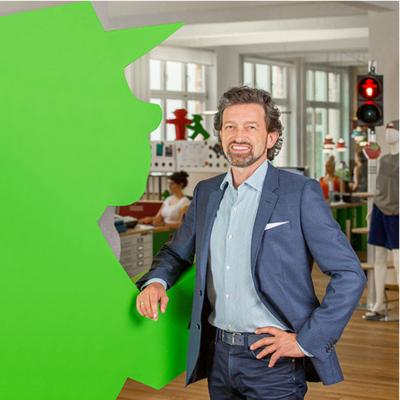 AMPELMANN Berlin Gründer und Geschäftsführer / CEO Markus Heckausen