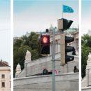 Gleichgeschlechtliche Ampeln in Wien