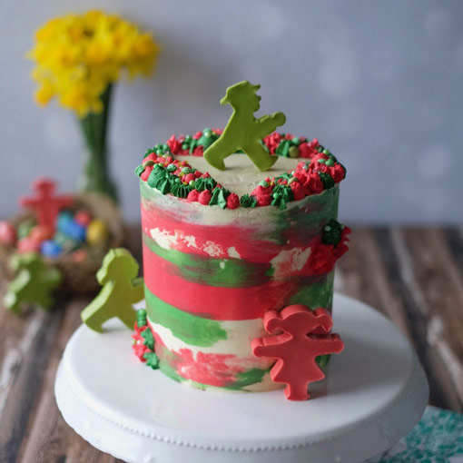 AMPELMANN's cake