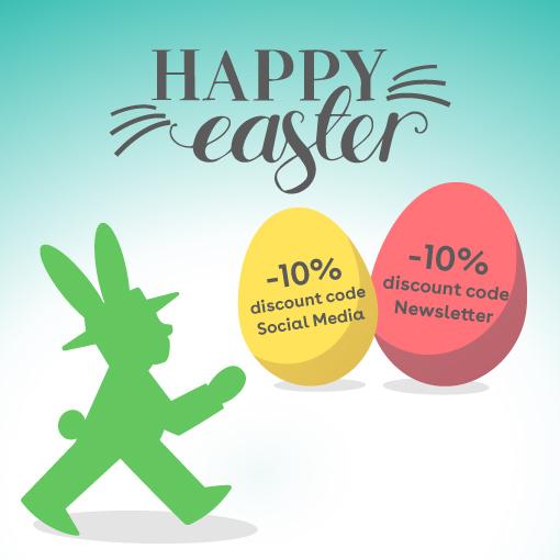 Let the Easter egg hunt begin!