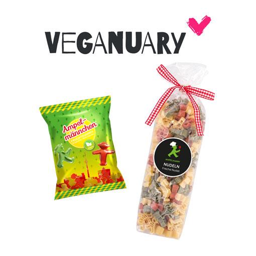 Es ist Veganuary!